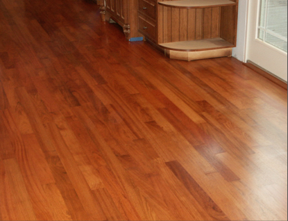 deep clean wood floors orinda